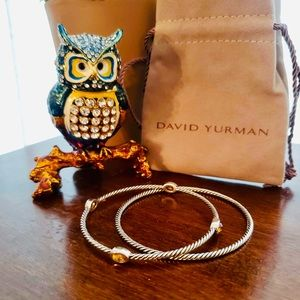 David Yurman Classic Bangle